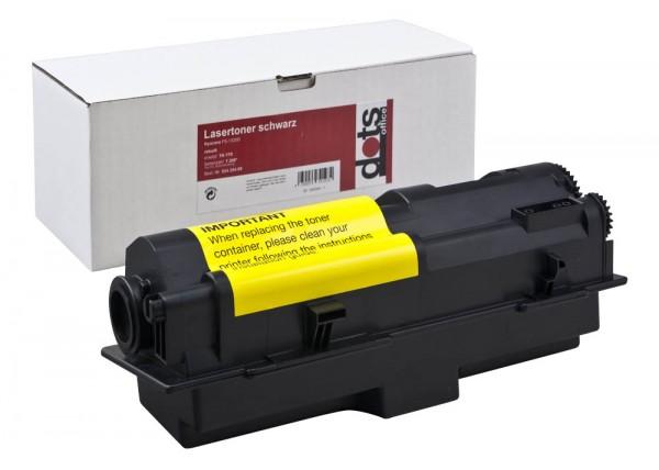 Lasertoner GR.2881 wie Kyocera TK-170 schwarz Druckseiten ca. 7.200 Seiten , dots rebuilt