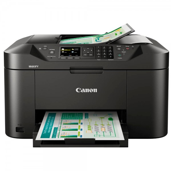 Canon Multifunktioncenter Canon MAXIFY MB2155 Injet/Kopierer/Scanner/Farbdrucker/Fax