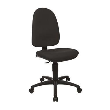 Drehstuhl TOPSTAR Home Chair 60 schwarz Ergonomischer Sitz und Rückenlehne,HP60G20