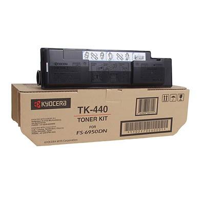 KYOCERA Toner TK440 schwarz Druckleistung ca. 12.000 Seiten