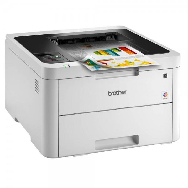 Brother Farb- Laserdrucker A4 HL-L3230CDW W-Lan Duplex