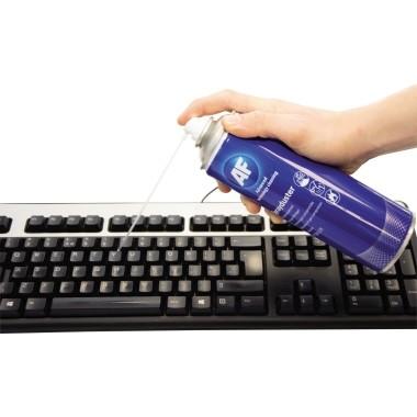 Druckluftspray AF Inhalt: 342 ml für Tastaturen, Drucker, Faxgeräte, Computer