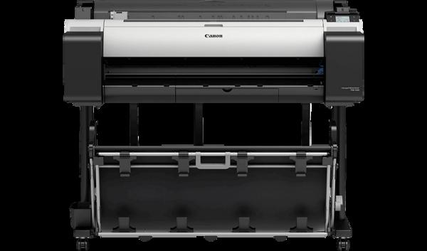 """Canon Drucker IPFTM300 36""""/A0 5 Farben Plotter Canon imagePROGRAF bis 91,4 cm breite"""