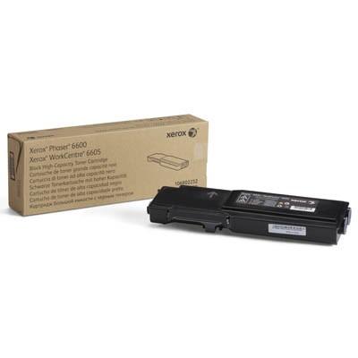 XEROX Toner 106R02232 f.Phaser 6600 schwarz Druckleistung ca. 8000 Seiten