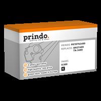 Lasertoner Prindo kompatibel zu Brother TN3480 sw ca.8000 Seiten / Prindo rebuilt