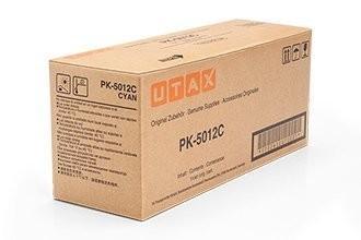 UTAX Toner PK-5012C cyan Druckleistung ca.10.000 Seiten