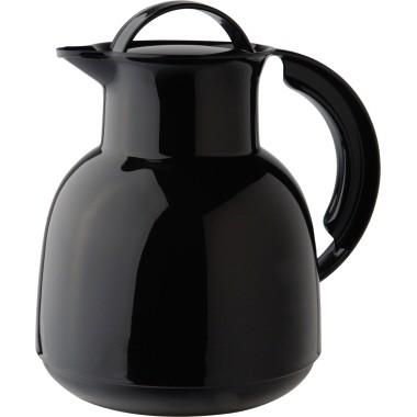 Isolierkanne Helios Renature 1 Liter schwarz