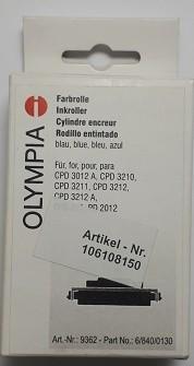 FARBROLLE 9362 F.OLYMPIA CPD3212/EURO für CPD 3210/3211/3212 violett