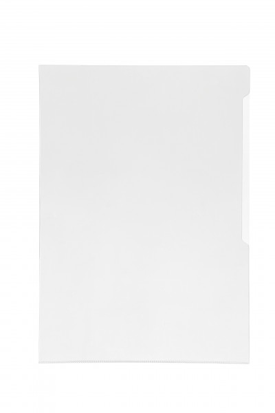 Sichthülle A3 0,30mm PVC Hartfolie glasklar oben und seitlich geöffnet , 10 St./Pack