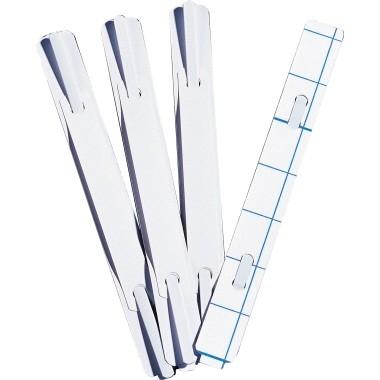 Heftstreifen 20x150cm selbstklebend weiss 10 St./ Pack