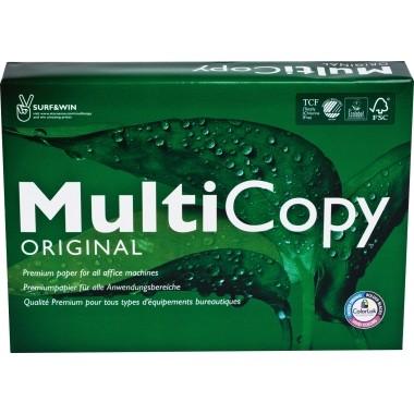 Kopierpap. A4 90g/m² MULTICopy weiß 500 Bl./Pack Laserdrucker, Inkjetdrucker, Kopierer, Faxgeräte