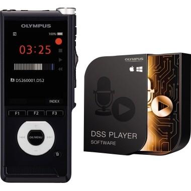 Olympus Diktiergerät DS-2600 schwarz