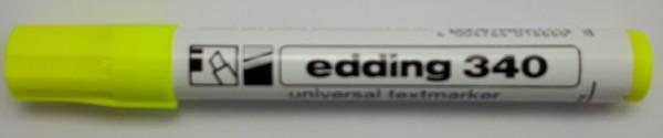 Textmarker nachfüllbar 2-5mm GELB 05 nachfüllbar/HT30 **Restposten,begrenzte Menge**