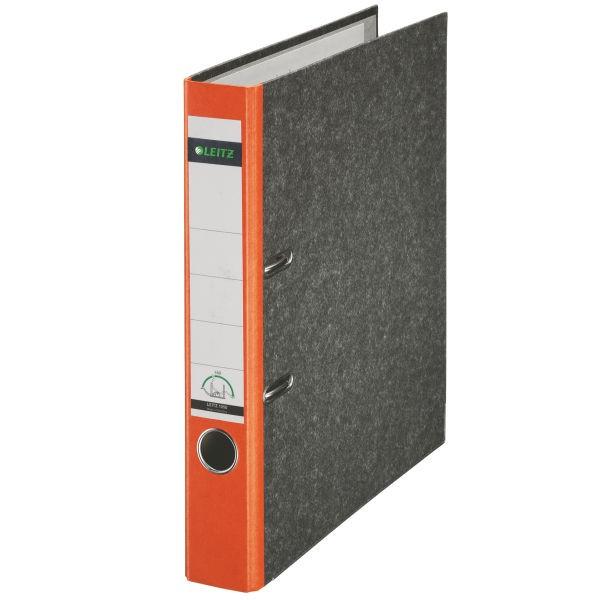 Ordner A4 Leitz 1050 50mm orange 45 *Nettoartikel*