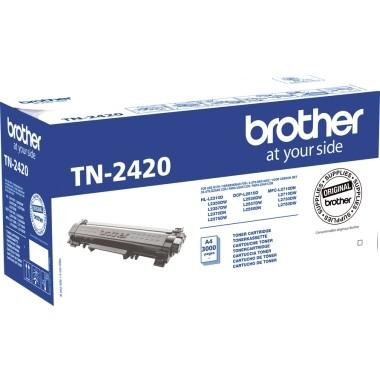 Brother Toner TN2420 schwarz Druckseiten: ca. 3.000 Seiten