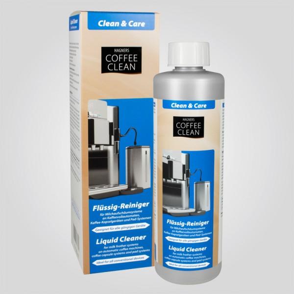 Reiniger 500ml flüssig für Milchaufschäumsysteme