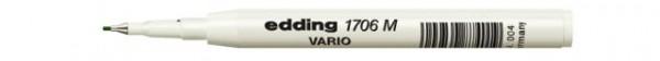 Edding 1706 M Fineliner Mine 0,5mm grün **Restposten, begrenzte Menge**