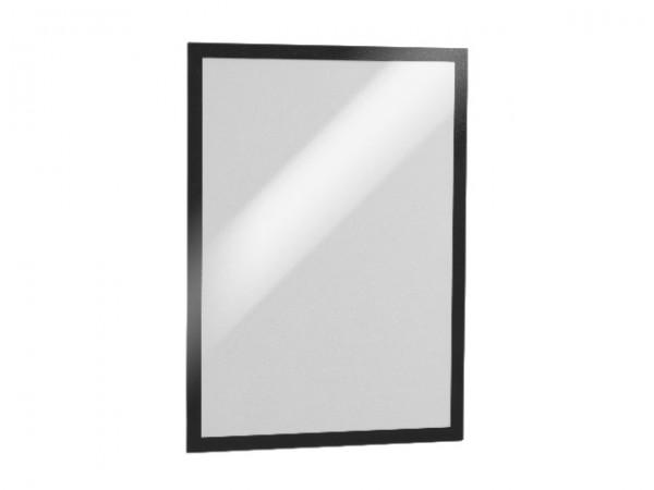 Magnetschilderrahmen A3 DURAFRAME schwarz selbstklebend, magnetische Vorderseite,2 St./Pack