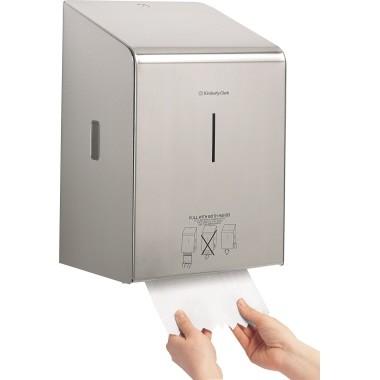 Handtuchspender PROFESSIONAL Kimberly-Clark Maße: 30,3 x 23 x 43,5 cm (B x H x T)
