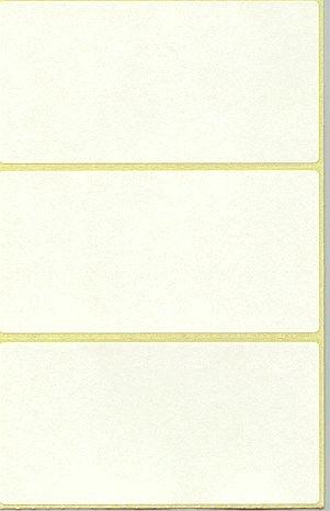 Etikett 95x48mm Adress-Etiketten weiß 282 St./Pack