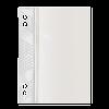 Veloflex Doppelheftfix 6x10mm selbstklebend Transparent Folie / 50-er Packung