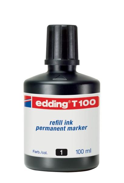 EDDING T 100 SCHWARZ Inhalt: 100 ml