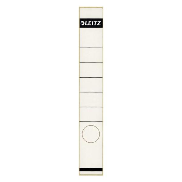 Rückenschilder f.1050 schmal/lang weiss Format:39x285mm, 10 St./Pack
