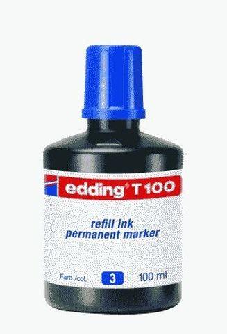 EDDING T 100 BLAU Inhalt: 100 ml