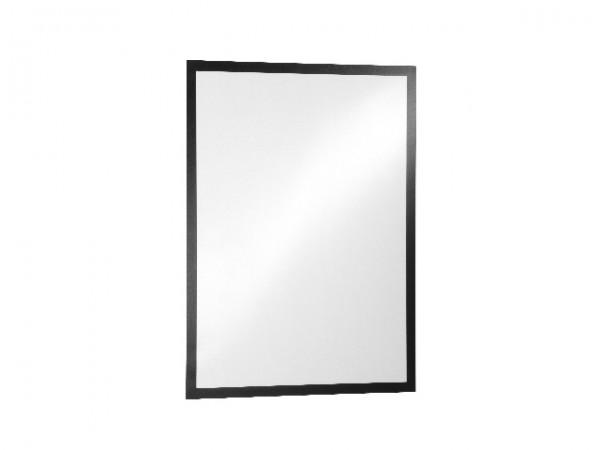 Magnetschilderrahmen A1 DURAFRAME Poster schwarz selbstklebend, Größe (B x H): 639 x 886 mm