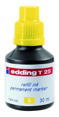 EDDING T 25 30ML GELB