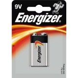 Batterie 9V E-Block Energizer MAX 6LR61