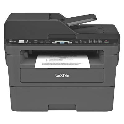 Brother Multifunktionscenter MFC-L2710DN Laserdrucker/Kopierer/Farbscan./Laserfax