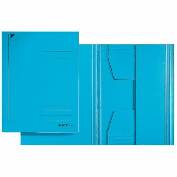 Jurismappen A4 blau max. Anzahl der Blätter: 250 Bl. (80 g/m²)