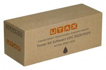 Utax Toner CDC5520/5525/206CI/256CI schwarz Druckseiten ca.12000 Seiten