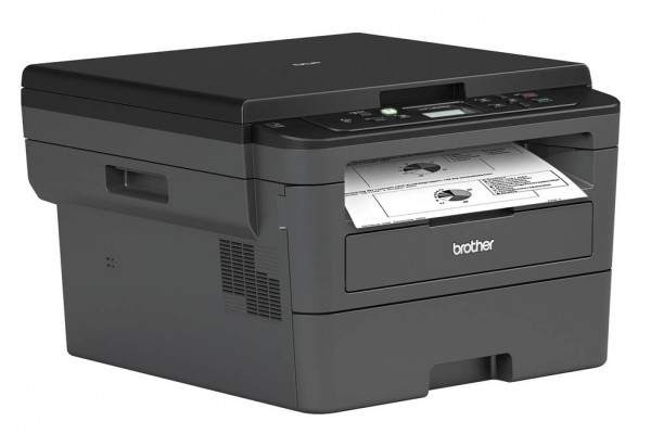 Brother DCP-L2530DW Laser-Multifunktionsdrucker drucken/kopieren/scannen Lasertechnologie