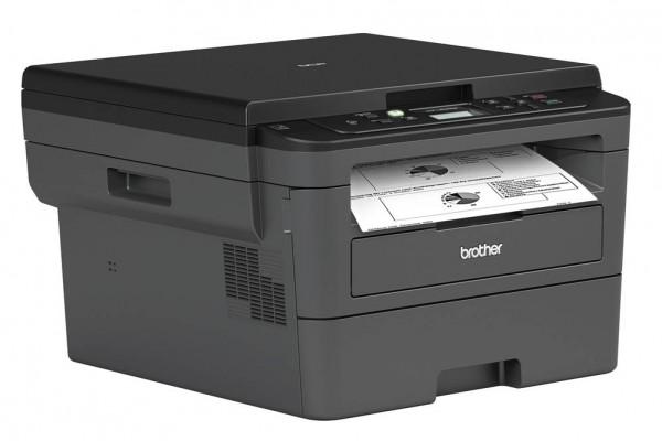 Brother DCP-L2530DW Laser-Multifunktionsdrucker drucken/kopieren/scannen Lasertechnologie