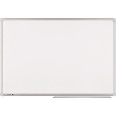 Whiteboard 100x200cm HxB UNIVERSAL PLUS weiß m.Ablageschale,magnethaftend, emailliert