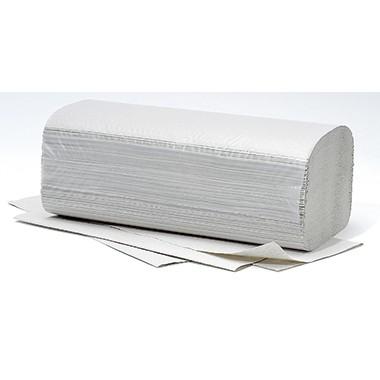 Falthandtücher 25x23cm 1-lagig Fripa Plus natur 20x250 Bl./Pack , V-Falz
