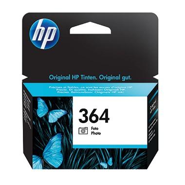 HP Tintenpatrone 364XL fotoschwarz Inhalt: 6 ml