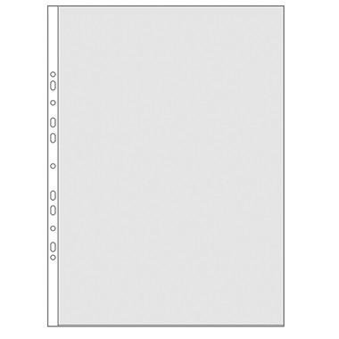 Prospekthülle A3 oben offen glasklar für Veloflex Tischflipchart 4132280
