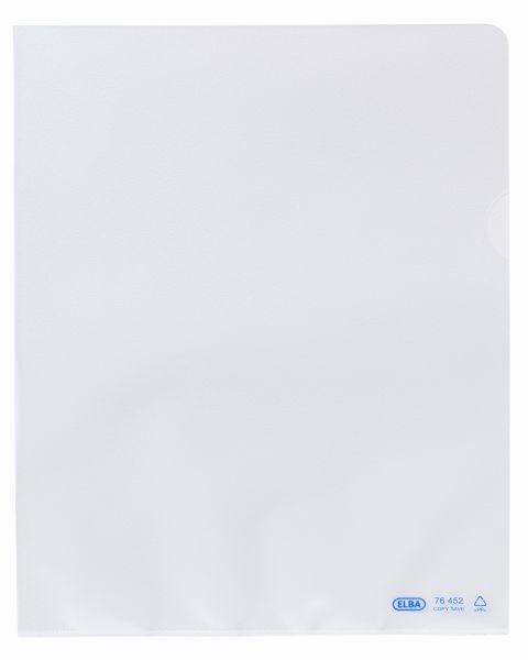 Aktenhüllen A4 weichfolie farblos 100 St./Pack PP-Folie. Stärke: 0,12 mm