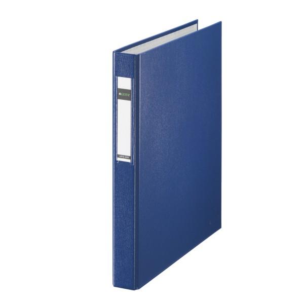 Ringbuch A4 Maxi 2-Ring Füllhöhe 25mm blau