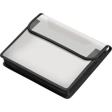 Sammelbox A5 quer Veloflex VELOBAG transparent Maße: 27,5 x 22 x 3 cm (B x H x T)