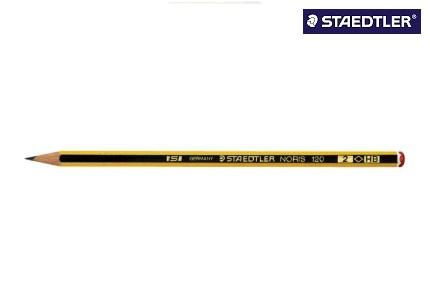 BLEISTIFTE STAEDTLER NORIS 120-2 HB