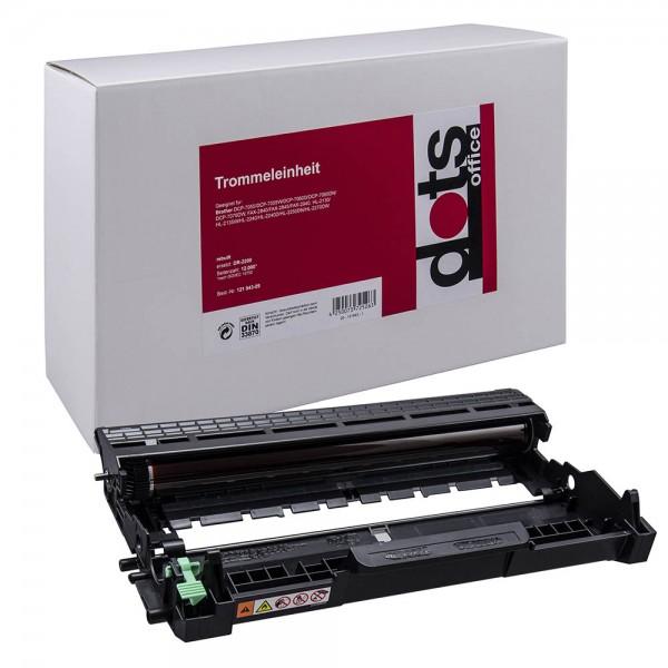 Lasertrommel GR.1256DR wie Brother DR-2200 Druckseiten ca. 12000 Seiten , dots Rebuilt