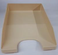 Ablagekorb A4 Leitz Standard plus sand ***Restposten der Farbe sand***