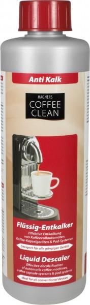 Entkalker 500ml flüssig Coffee Clean Hagners Coffee Clean