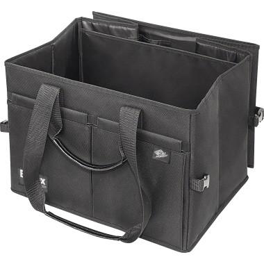Shopper BigBox Wedo Polyester XL schwarz Außenmaße: 60 x 30 x 40 cm (B x H x T)