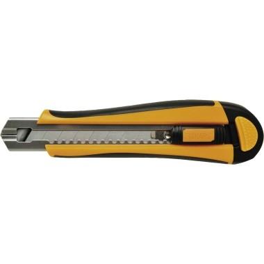 Cutter 18mm Klinge FISKARS Professional Heavy Duty gelb/schwarz