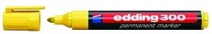EDDING 300 GELB 05 RUNDSPITZE 1,5-3MM PERMANENT Packung 10 Stück *Nettopreis*